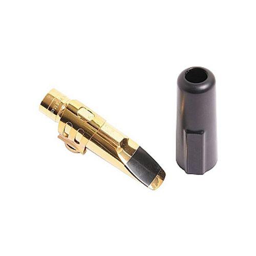 Boquilha Sax Tenor de metal + abraçadeira e cobreboq., Otto Link STM8.