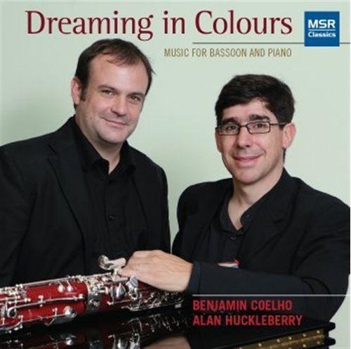 CD Benjamin Coelho & Alan Huckleberry - Dreaming in Colours