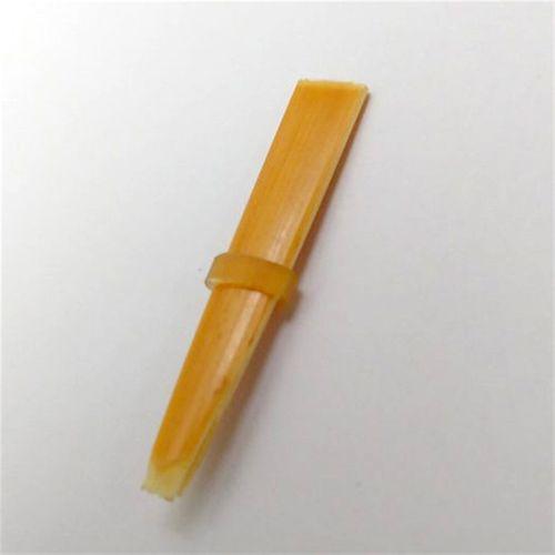 Borracha Especial para confecção de palheta de Oboé, 3 x 20 cm