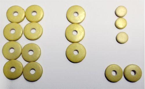 Sapatilha Amarela de Flauta Yamaha - jogo (mod. nacional)