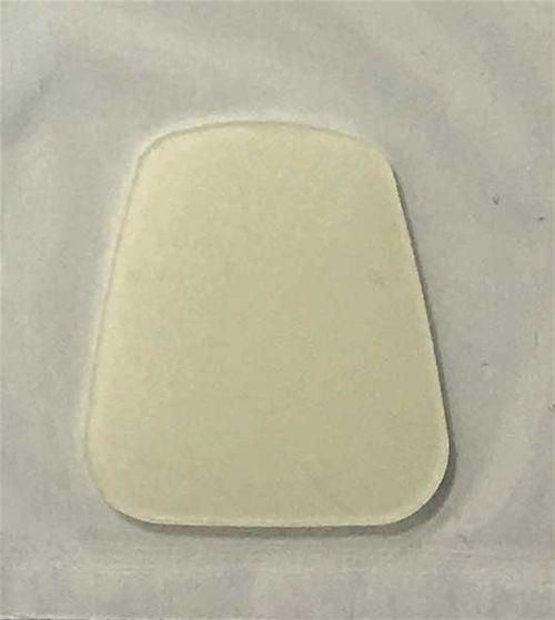 Protetor de Boquilha Yamaha, médio, 0.5 mm, transparente, avulso